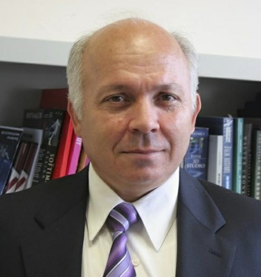 Interim Provost Panayiotis Meleties