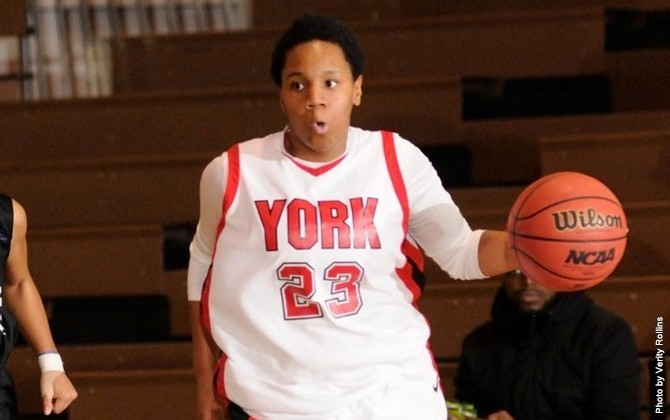 York Women's Basketball