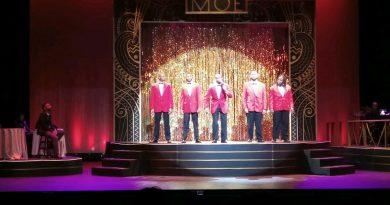 York Performing Arts Center Presents Five Guys Named Moe