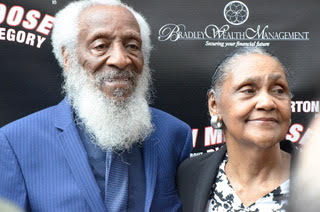 Professor Michele Gregory Remembers Her Father Dick Gregory
