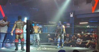 Fabio Martinez reports on Lucha Libre in New York City
