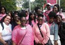 The Women's Center Participates in Annual Breast Cancer Awareness Walk
