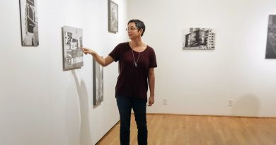 Manal Abu-Shaheen's Photography Exhibit Featured in Fine Arts Gallery