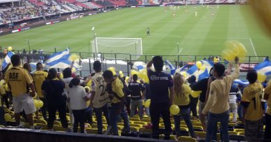 Monumental Passion: A Profile on A Barra Brava Americanista