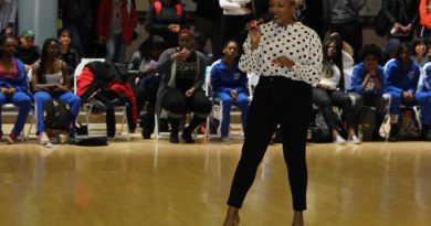 York Holds Pep Rally to Honor Alumna's Participation in 'The Voice'