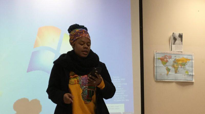 York College Women's Center Hosts Poetry Slam for Women's Month