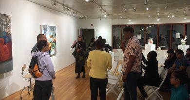 NYC Artist and Former Professor, David Antonio Cruz, Opens Art Exhibit At York