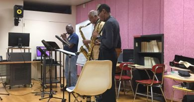 Spring 2019 Music Workshops and Sessions