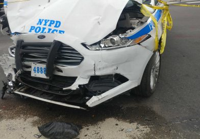 Two Officers Hurt In Crash On York Campus