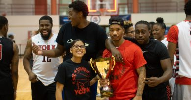 Students Regain Title After Blowout Win In Annual Staff vs Students Game
